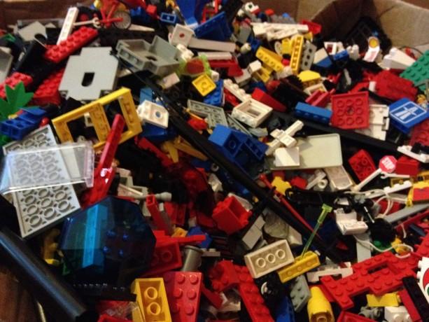 Hav av LEGO